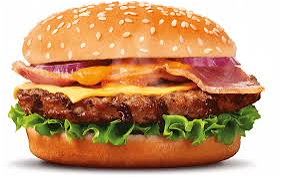 Foto Bacon cheeseburger